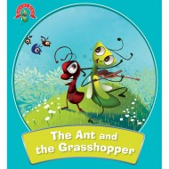 The Ant And The Grasshopper Paperback Om Books