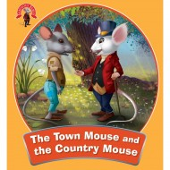 The Town Mouse And The Country Mouse Paperback Om Books
