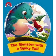 The Monster With A Spiky Tail Paperback Om Books