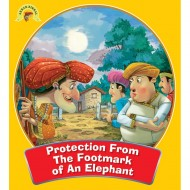 Protection From The Footmark Of An Elephant Paperback Om Books