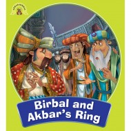 Birbal And Akbar's Ring Paperback Om Books