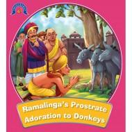 Ramalingas Prostrate Adoration To Donkeys Paperback Om Books