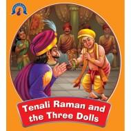 Tenali Raman And The Three Dolls Paperback Om Books
