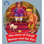 The Story Of Tenali Raman And The Cat Paperback Om Books