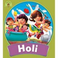 Holi Paperback Om Books