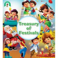 Treasury Of Festivals Binder Paperback Om Books