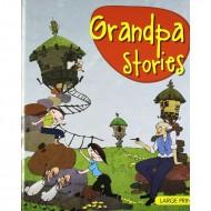 Grandpa Stories Hardback Om Books