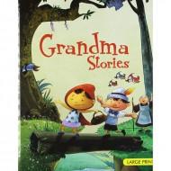 Grandma Stories Hardback Om Books