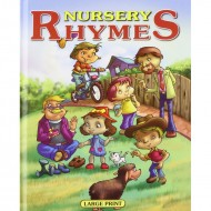 Nursery Rhymes Hardback Om Books