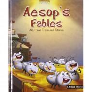 Aesop Fables Hardback Om Books