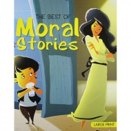 The Best Of Moral Stories Binder Hardback Om Books