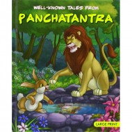 Well Known Tales From Panchatantra Hardback Om Books