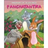 Treasure Of Tales From Panchatantra Hardback Om Books