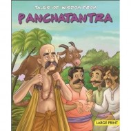 Tales Of Wisdom From Panchatantra Hardback Om Books