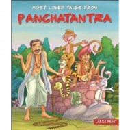 Most Loved Tales From Panchatantra Hardback Om Books