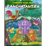 Timeless Tales From Panchatantra Hardback Om Books