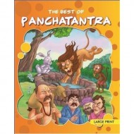The Best Of Panchatantra Binder Hardback Om Books