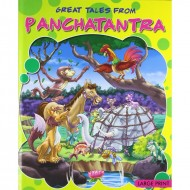 Great Tales From Panchatantra Binder Hardback Om Books