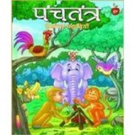 Timeless Tales From Panchatantra Hindi Hardback Om Books