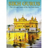 Sikh Gurus Hardback Om Books