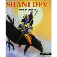 Shani Dev Hardback Om Books