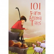 101 Farm Animals Hardback Om Books