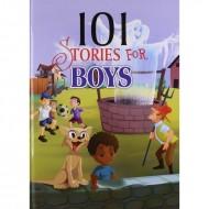 101 Stories For Boys Hardback Om Books