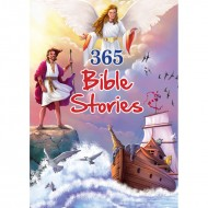 365 Bible Stories Hardback Om Books