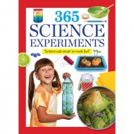 365 Science Experiments Hardback Om Books