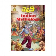 365 Tales From Indian Mythology Hardback Om Books