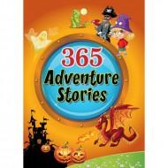 365 Adventure Stories Hardback Om Books