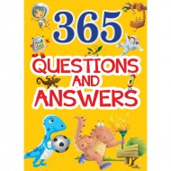 365 Questions & Answers Hardback Om Books