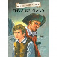 Treasure Island Hardback Om Books