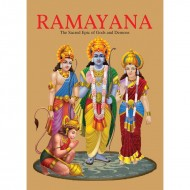 Ramayana Hardback Om Books