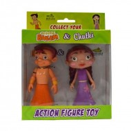 Chhota Bheem Bheem Chutki Action Figure