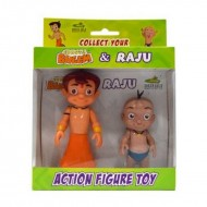 Chhota Bheem Bheem Raju Action Figure