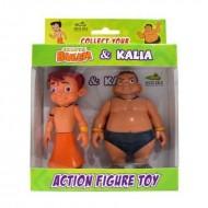 Chhota Bheem Bheem Kalia Action Figure