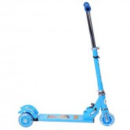 Chhota Bheem 3 Wheel Skate Scooter Blue