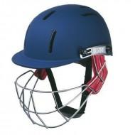 GM Purist Pro Navy Cricket Helmets