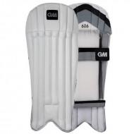 GM 606 Cricket Wicket Keeping Legguard - Standard Size