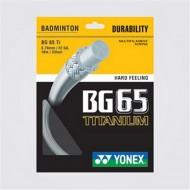 Yonex BG 65 TI Badminton String