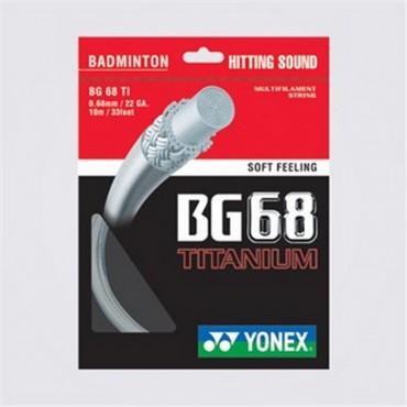 Yonex BG 68 TI Badminton String