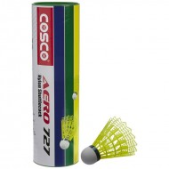 Cosco Aero 727 Badminton Shuttle Cock - Box of 6