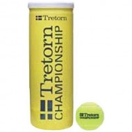 Cosco Tretorn Championship Tennis Balls - Can of 3 Balls