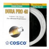 Cosco DURA PRO 40 Tennis String
