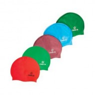 Cosco Swim Cap Silicone Single Colour