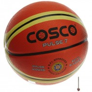 Cosco Pulse Basket Ball Size 7 Two Colour