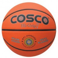 Cosco Hi Grip Basket Ball Size 7 Orange