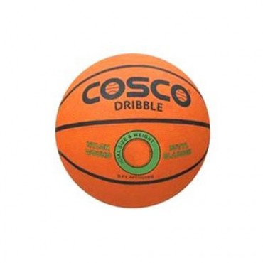 Cosco Dribble Basket Ball Size 7 Orange