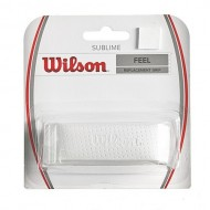 Wilson Sublime White Tennis Grips(Color May Vary)